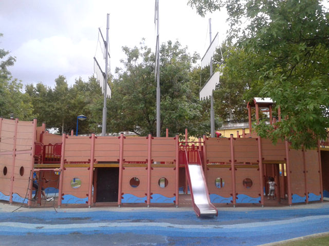 Sevilla - Parque Descubrimientos
