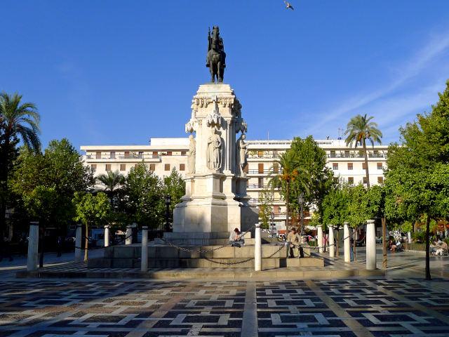 La Plaza Nueva de Sevilla. Sus edificios y monumentos
