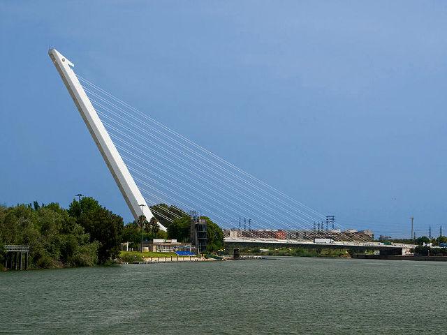 Sevilla - Puente del Alamillo
