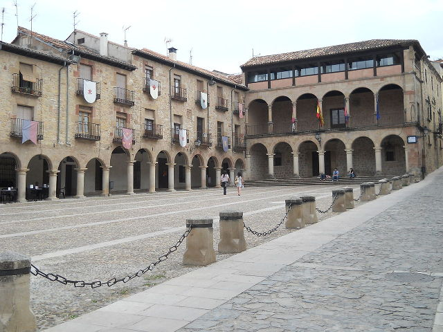 Sigüenza - Plaza Mayor