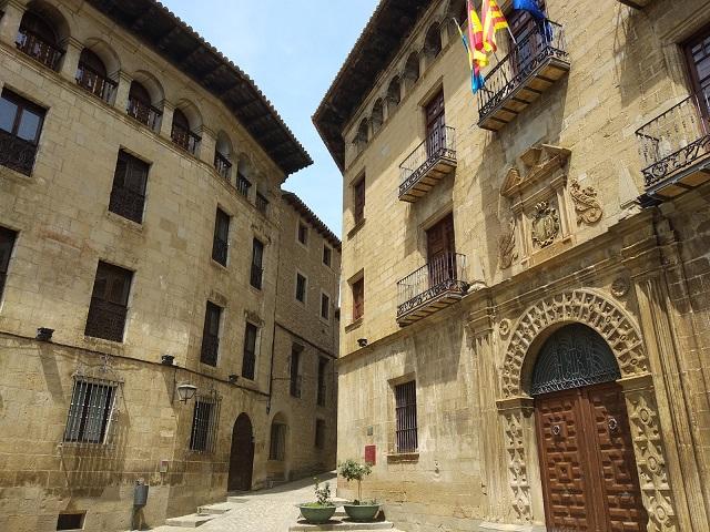Sos del Rey Católicao – Plaza Mayor