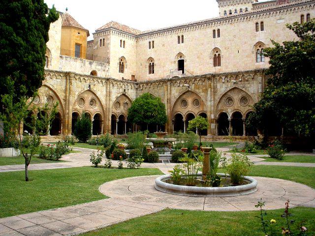 Tarragona - Catedral - Claustro