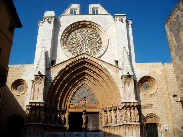 Tarragona - Catedral - Exterior