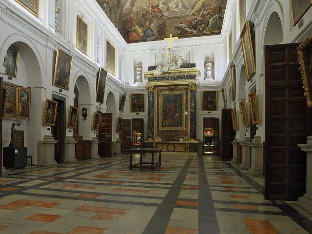 Toledo - Catedral - Sacristia