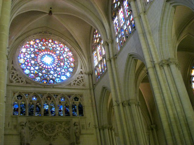 Toledo - Catedral - Vidrieras