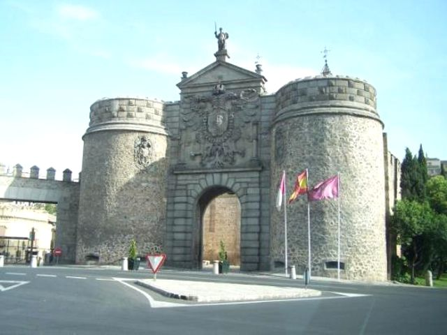 Visitar Toledo en un dia - Puerta de Bisagra