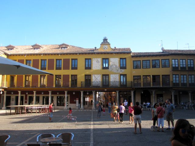 Tordesillas - Plaza Mayor