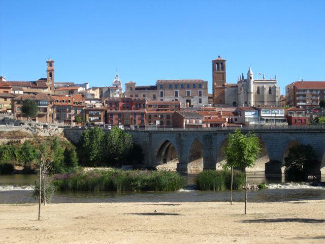 Qué ver en Tordesillas en un día, el lugar donde se dividió el mundo
