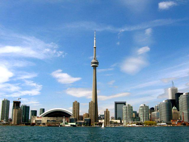 Visitar la CN Tower – Toronto desde 533 metros de altura