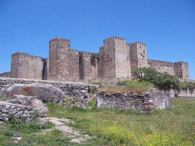 Visitar Trujillo en un día. Disfrutar de su castillo y su Plaza Mayor