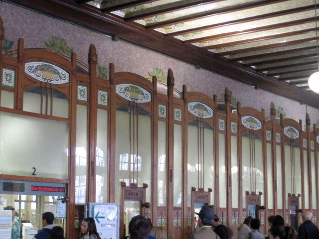 Valencia - Estación del Norte - Vestibulo