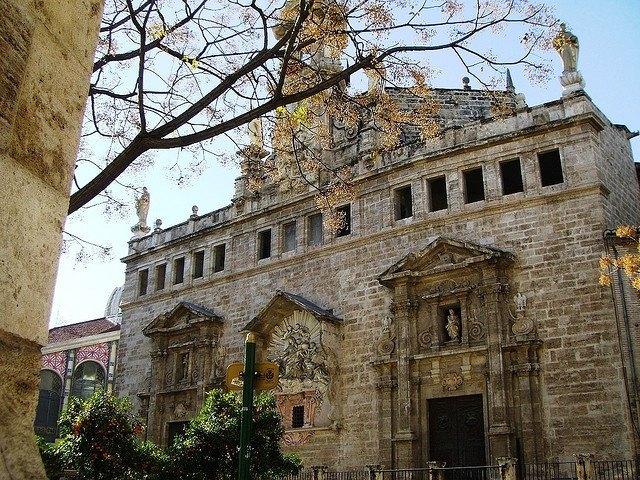 Una visita a la Iglesia de los Santos Juanes de Valencia