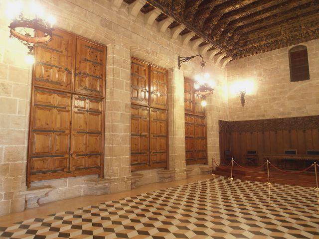 Valencia - Lonja de la Seda - Consulado Mar