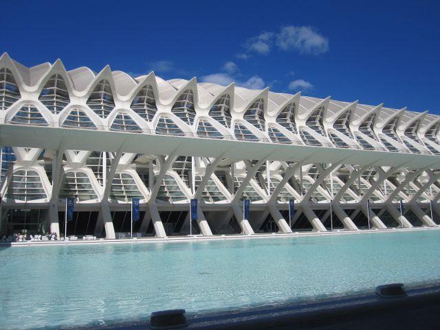 Valencia - Museo Ciencias Príncipe Felipe
