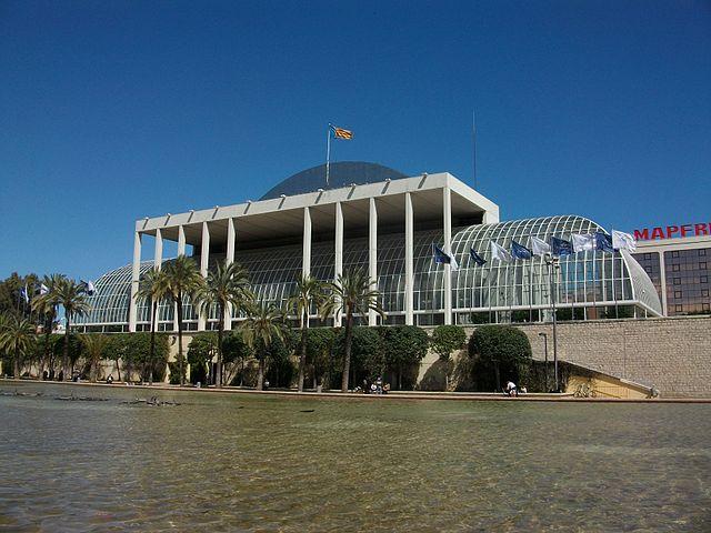 Una visita al Palau de la Musica de Valencia