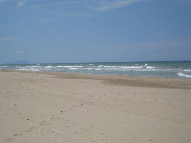 Valencia - Playa El Saler