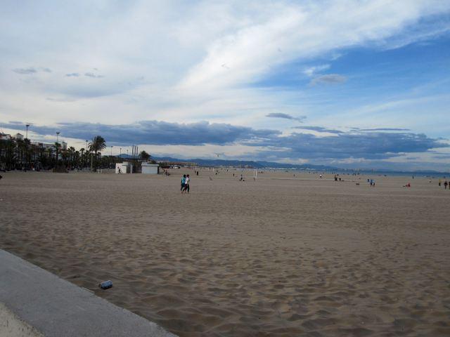 Valencia - Playa de las Arenas