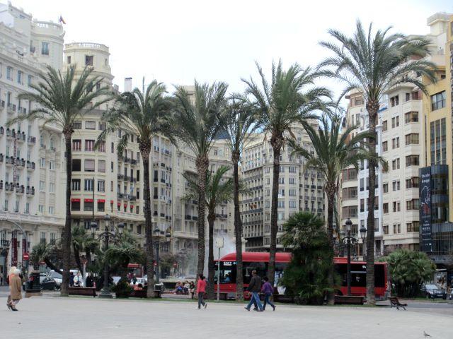 Las principales plazas de Valencia por las que pasear y disfrutar