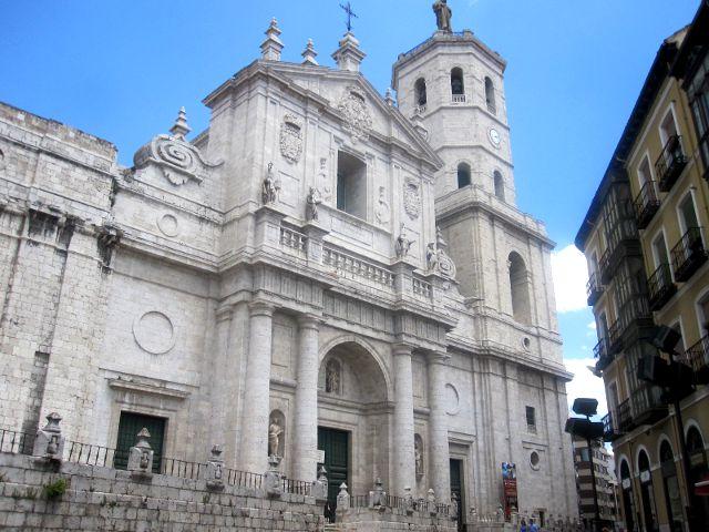 Que hacer en Valladolid - Catedral