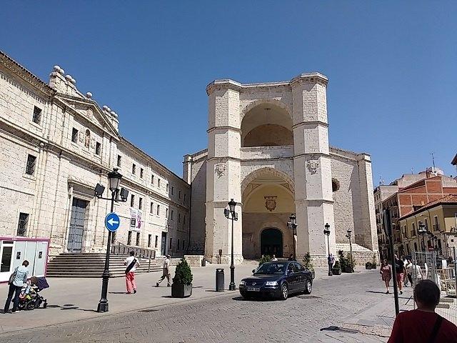 Valladolid - Iglesia San Benito