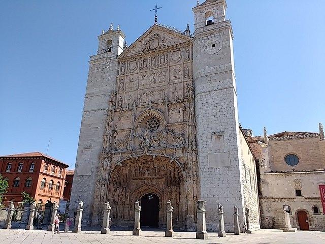 Valladolid - Iglesia San Pablo