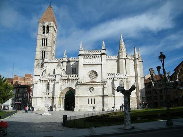 Valladolid - Iglesia Santa María La Antigua