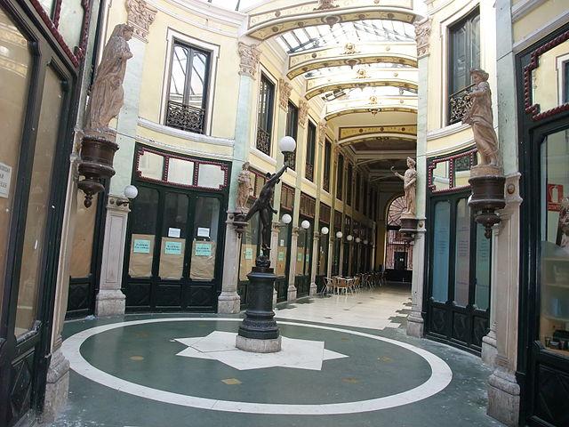 Visitar Valladolid - Pasaje Gutierrez