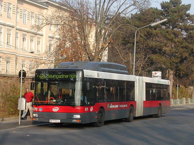 Viena - Autobus
