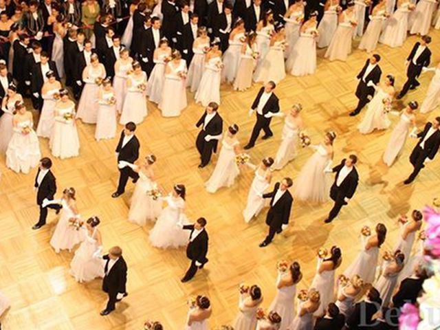 Viena - Baile de la Opera