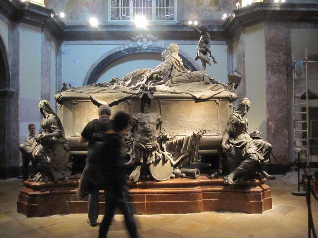 La Cripta Imperial de Viena y las tumbas de los emperadores