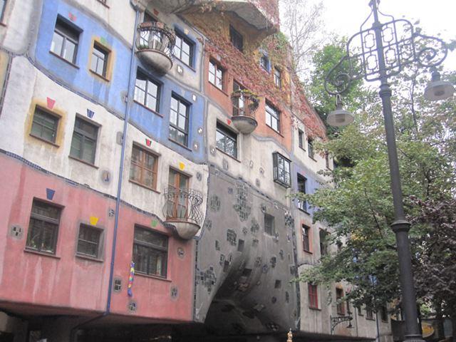 Hundertwasserhaus, un puzzle arquitectónico de Viena