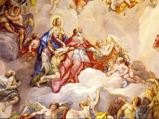 Viena - Iglesia San Carlos Borromeo - Cupula
