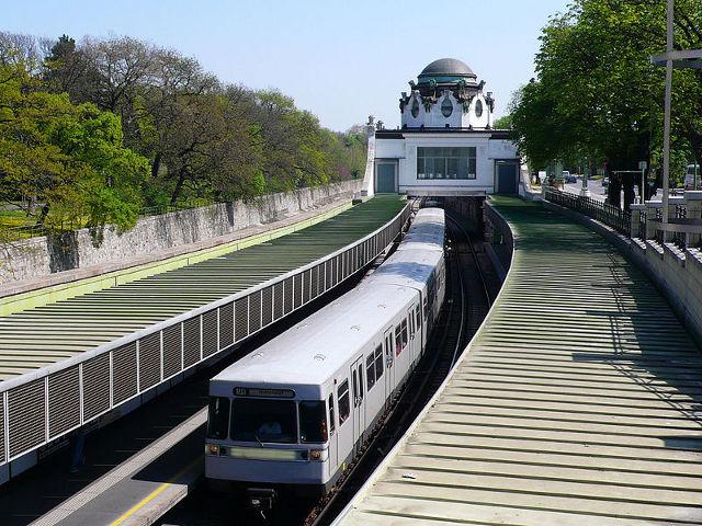 Cómo moverse por Viena. Guía del transporte público