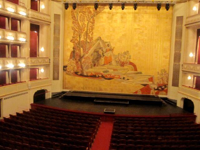 Viena - Opera Interior