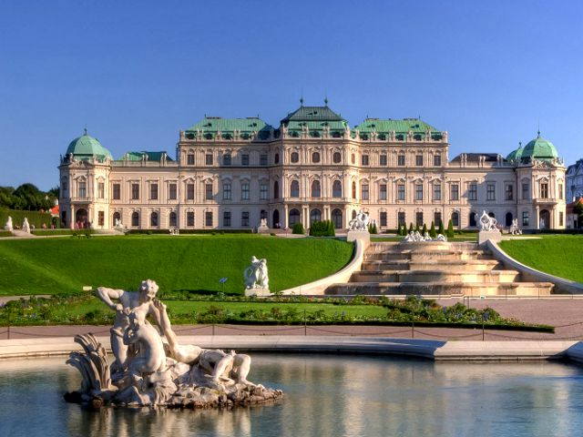 Viena - Palacio Belvedere