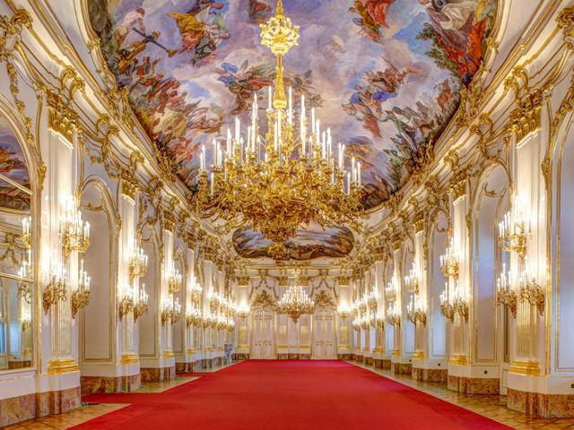 Viena - Palacio Schonbrunn - Gran Galería