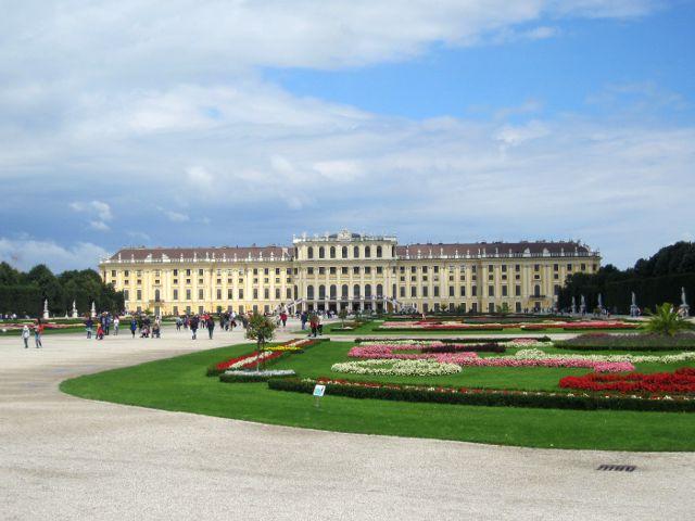 Que ver en Viena - Palacio Schonbrunn