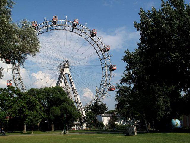 Visitar el Prater de Viena, más que un Parque de Atracciones