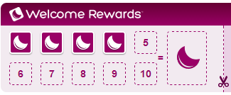 Welcome Rewards - Hotelescom