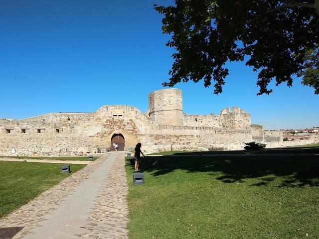 Zamora - Castillo