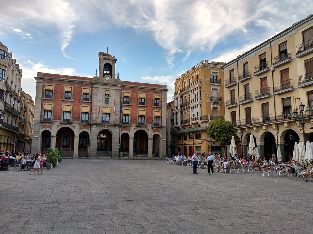 Zamora - Plaza Mayor