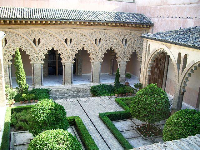 Zaragoza - Palaciao Aljafería