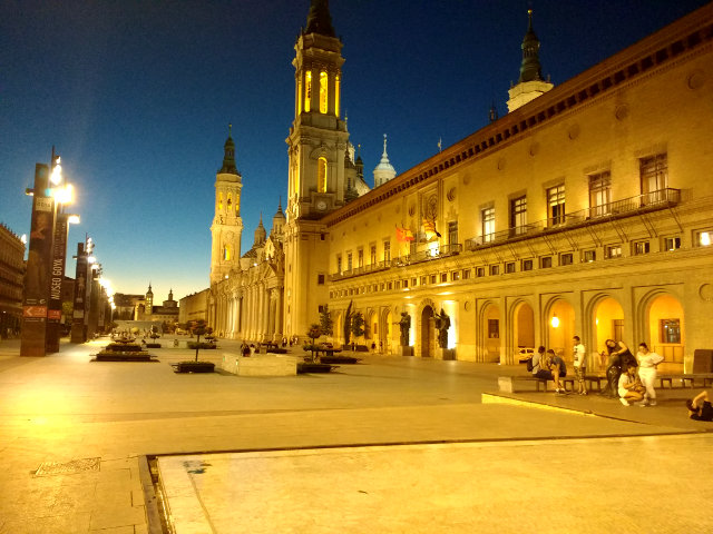 Que ver en Zaragoza - Plaza Pilar