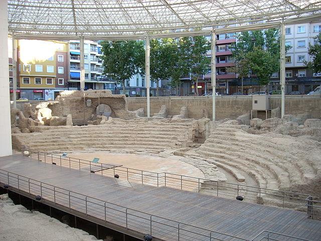Zaragoza - Teatro Romano