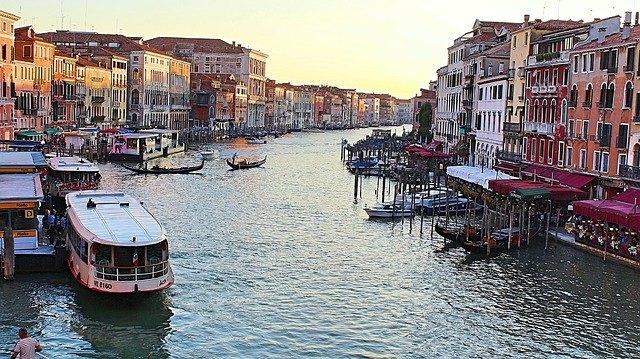 Curiosidades de la ciudad italiana de Venecia